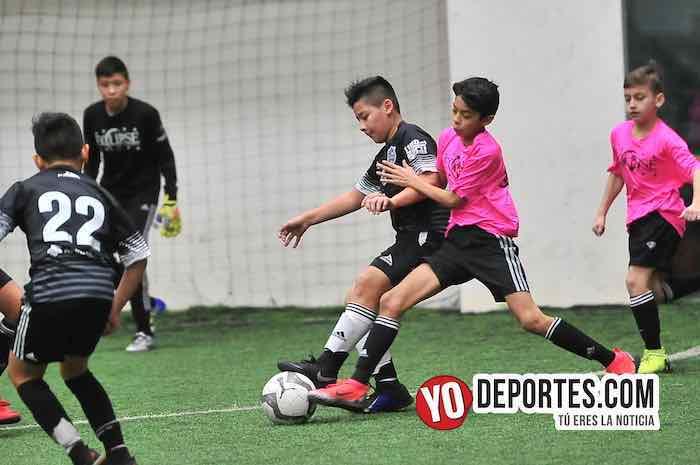 Halcones JC-Eclipse-Copa Gatorade Liga San Francisco Chicago