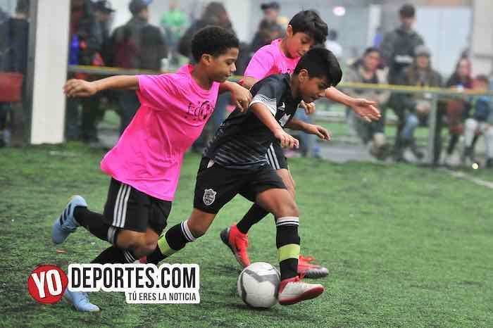 Halcones JC-Eclipse-Copa Gatorade Liga San Francisco Indoor Futbol
