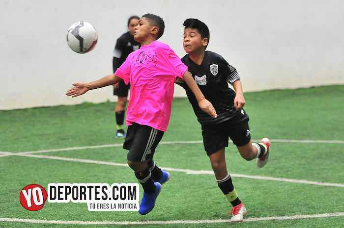Halcones JC-Eclipse-Copa Gatorade Liga San Francisco