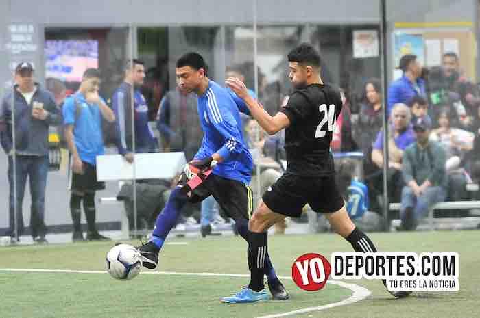 Javier Yepez-Boca Jr-Sahuayo-Champions Liga Latinoamericana