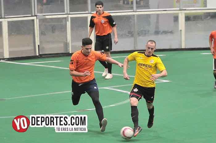 Jirosto del Oro-Valle de Juarez-Hispano Soccer League-Odeum Indoor