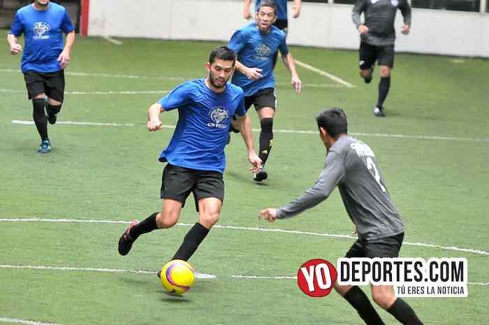Jorge Casas-CD Vagos-CD Fenix-Liga Interamericana-Final veteranos