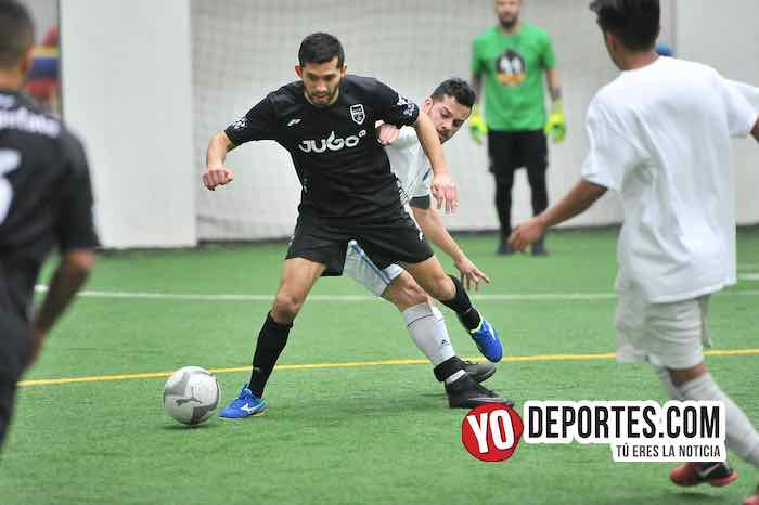 Jorge Casas-Campo Hermoso-Southside Champions de los Martes-Liga San Francisco