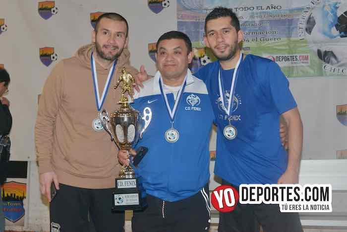 Jorge Casas-Sergio Jimenez-Eder Patino-Liga Interamericana