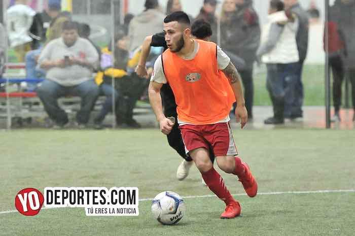 Jose Garia Messi-Boca Jr-Sahuayo-Champions Liga Latinoamericana
