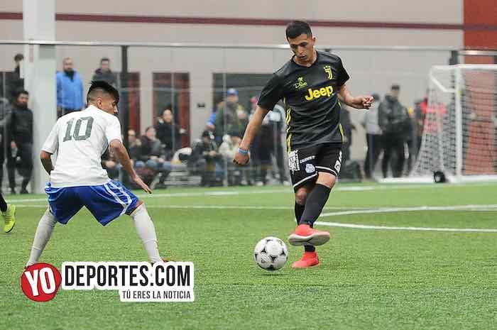 Juan Charal-Las Palmas-Campo Hermoso-Liga San Francisco Champions