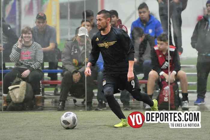 Juan Cheche Hernandez-Chicago Soccer-Valencia-Champions Liga Latinoamericana