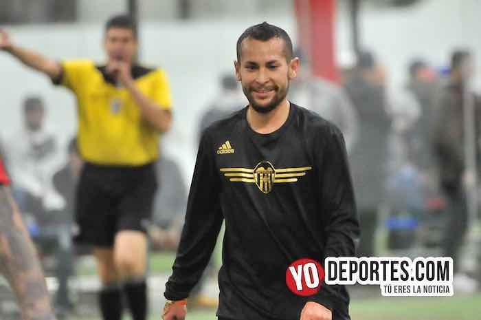 El Valencia apagó al Deportivo Aztecas en la Champions