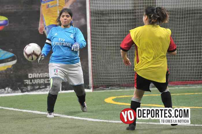Juventus-JC 7-AKD Soccer League Femenil Chicago