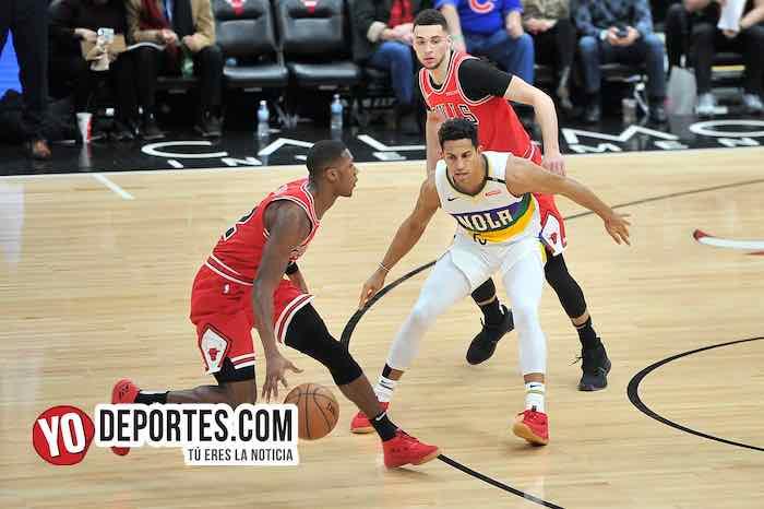 Kris Dunn-Chicago Bulls-New Orleans Pelicans