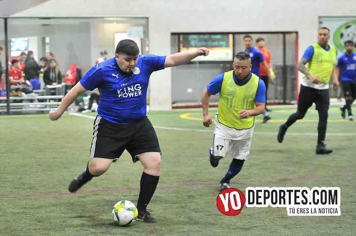 La Bamba-Guanajuato-Liga 5 de Mayo Futbol Indoor