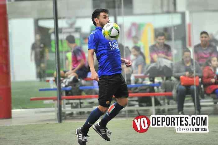 La Bamba-Guanajuato-Liga 5 de Mayo Indoor soccer