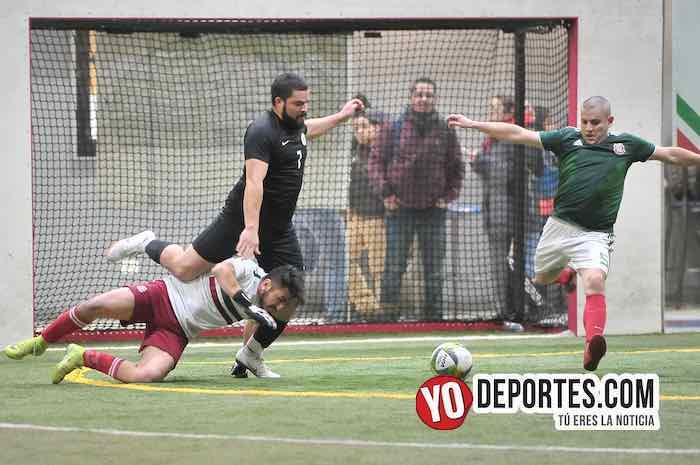 La Hacienda-Coyotes de Chicago-Liga 5 de Mayo Soccer League