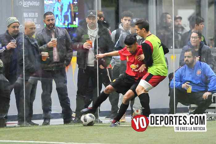 La Joya-Deportivo Guerrero-Chamoions Jrs Liga Latinoamericana Futbol Indoor