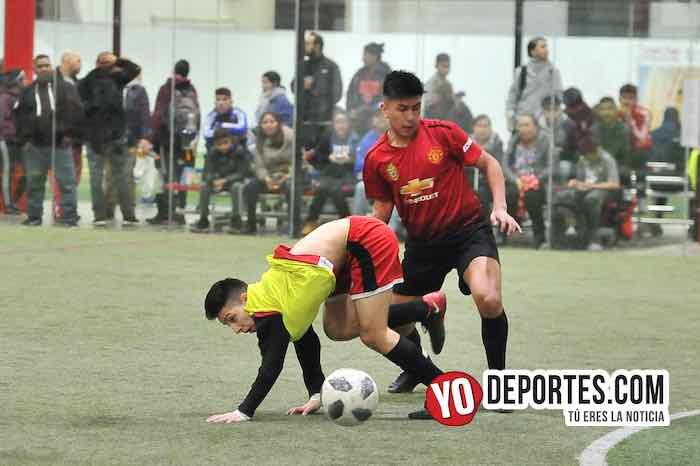 La Joya-Deportivo Guerrero-Chamoions Jrs Liga Latinoamericana