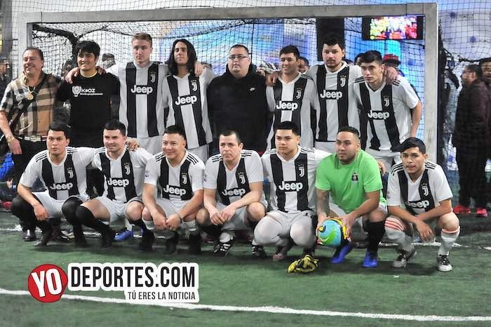 La Juve se corona en la Liga Interamericana de los Lunes