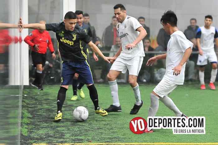 La Palma-Campo Hermoso-Liga San Francisco Champions semifinal de ida