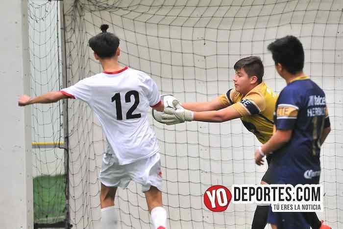 La Puerta-Pumas-Copa Gatorade Liga San Francisco Indoor Futbol