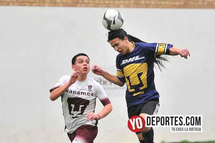 La Puerta y Pumas se fueron empatados en la Copa Gatorade