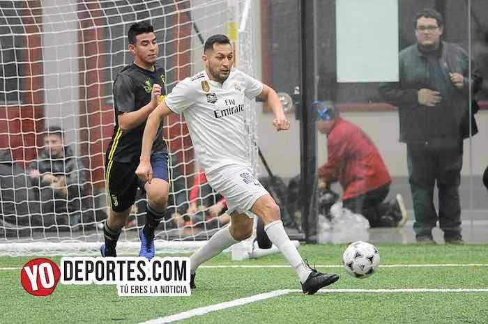 Las Palmas-Campo Hermoso-Liga San Francisco Champions de los Martes Pullman Community Center