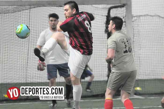 Cardíaco empate entre Las Palmas y Jerahuaro en la Liga Taximaroa