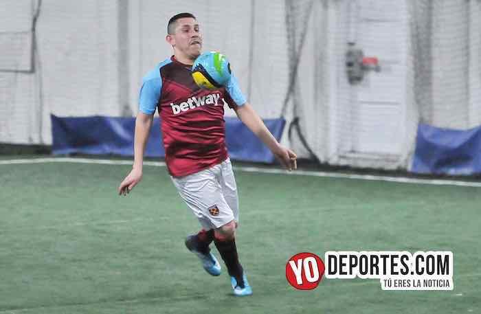 Lobos Templarios-Jerahuaro-Liga Taximaroa martes Indoor futbol