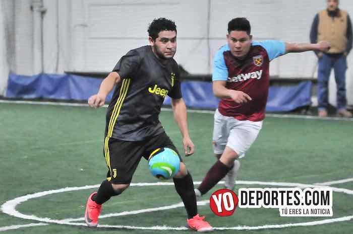 Lobos Templarios-Jerahuaro-Liga Taximaroa martes chicago futsal academy