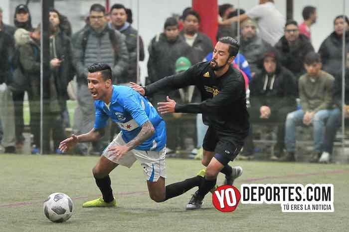Luis El Negro Sandoval-Chicago Soccer-Valencia-Champions Liga Latinoamericana