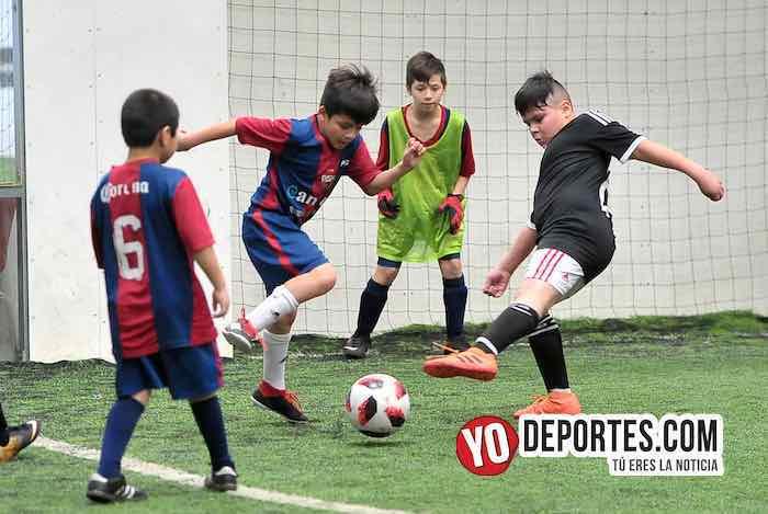 Manchester-Atlante-Liga Douglas Futbol infantil