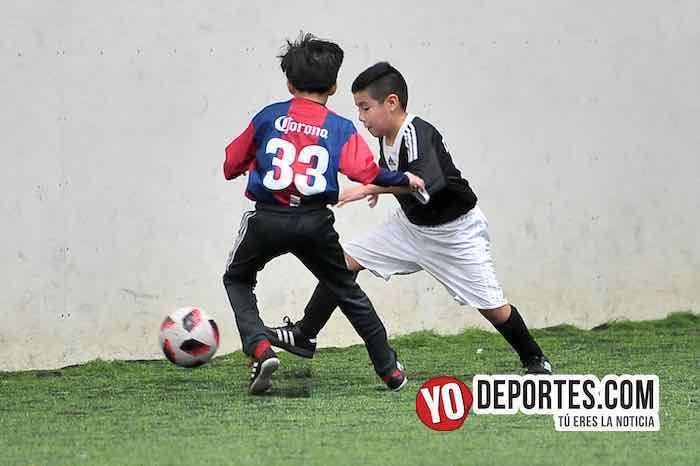Manchester-Atlante-Liga Douglas Soccer League de Chicago