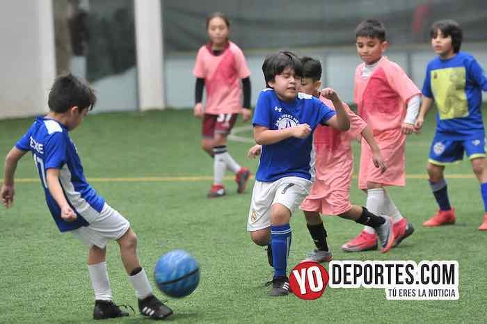 Manchester-Douglas Kids-Liga Douglas Chicago Sports Complex