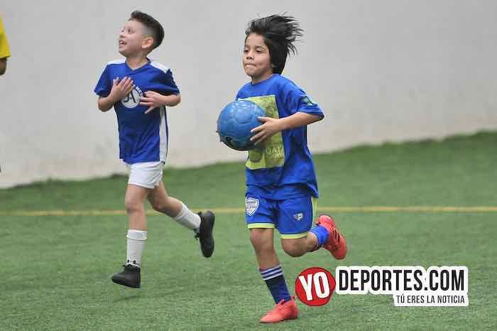 Manchester-Douglas Kids-Liga Douglas Soccer League