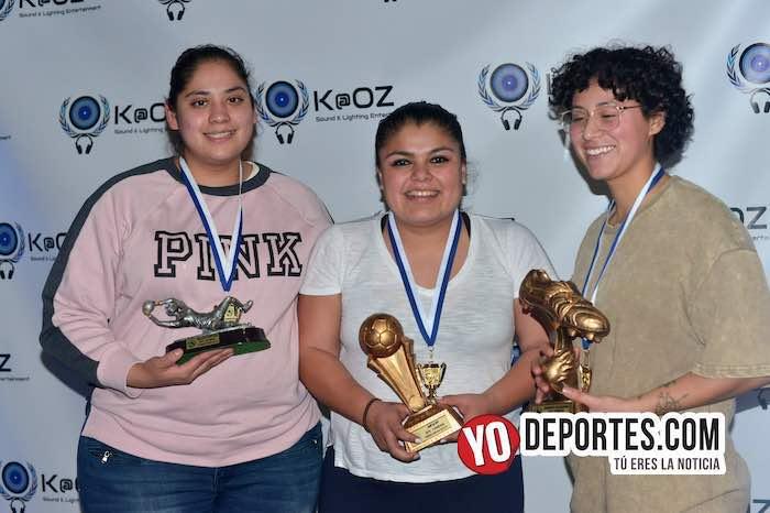 Morelia ganó todo en la Liga Interamericana femenil