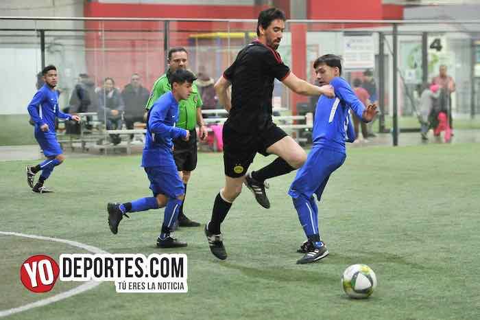 New City-Deportivo Azul-Liga 5 de Mayo Chicago Indoor Sports