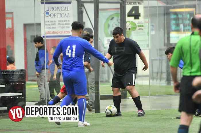 New City-Deportivo Azul-Liga 5 de Mayo Optical Tropical
