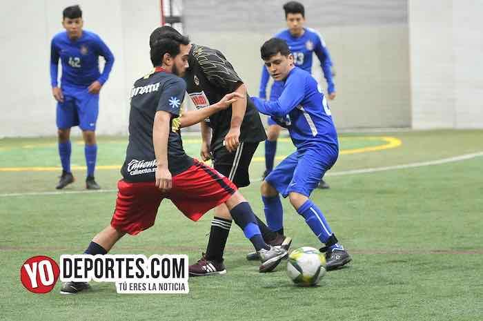 New City-Deportivo Azul-Liga 5 de Mayo Razmataz Chicago Pershing