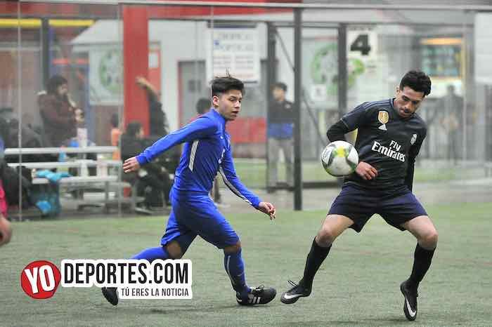 New City-Deportivo Azul-Liga 5 de Mayo