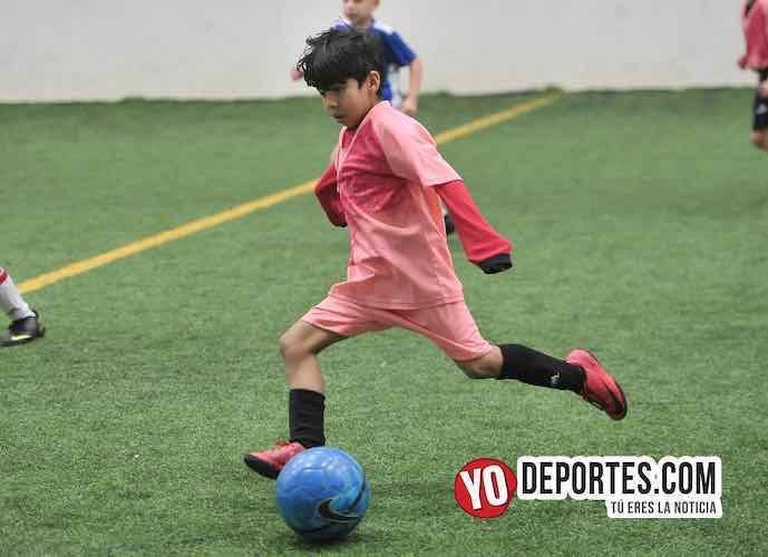 Oscarin Trujillo-Manchester-Douglas Kids-Liga Douglas