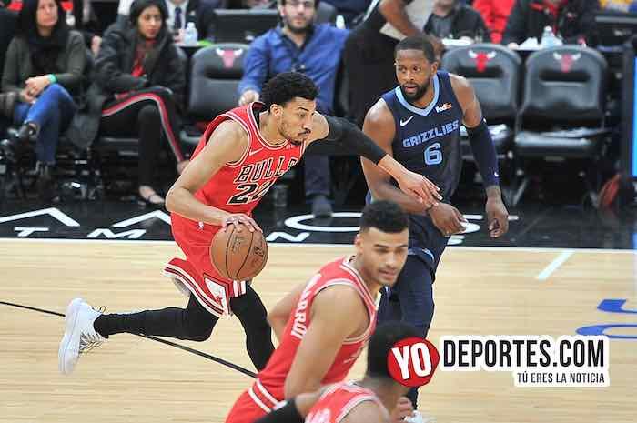 Otto Parjer Jr-Chicago Bulls-Memphis Grizzlies