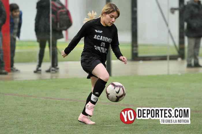 Rita Calderon-Fenix FC-CD Angeles-AKD Soccer League