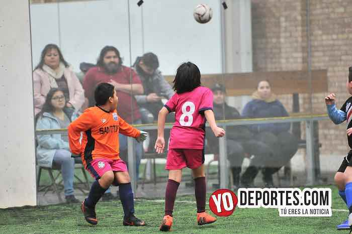 River Plate-Santitos-Liga Douglas Kids