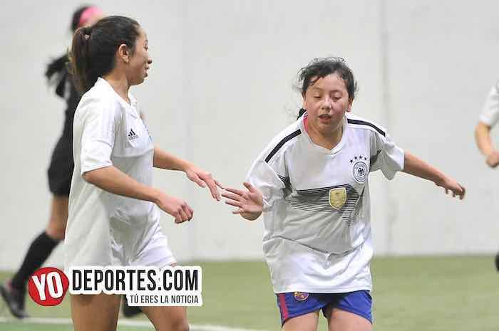 Tania-Sheila-Fire-Deportivo Monaco-Liga 5 de Mayo-viernes