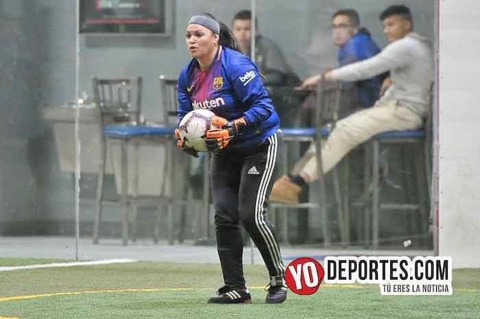 Veronica Ramos-Fenix FC-CD Angeles-AKD Soccer League