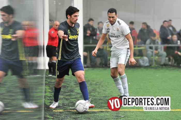 Victor Pineda-La Palma-Campo Hermoso-Liga San Francisco Champions de los Martes