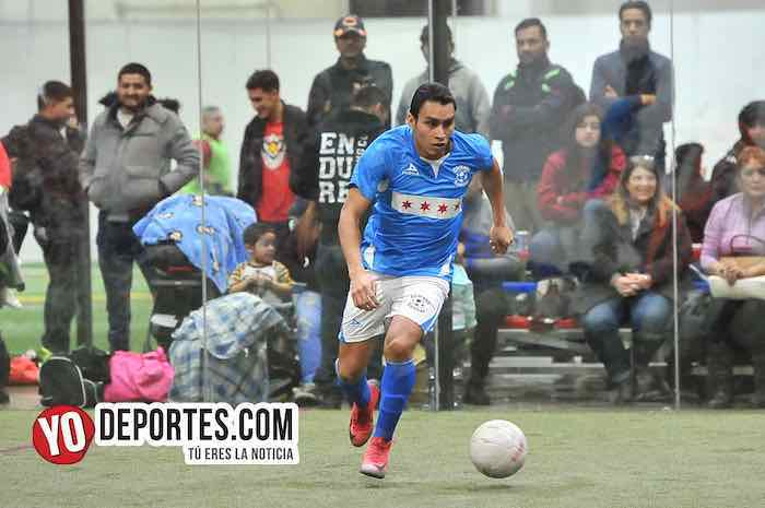Victor Sequeida-Chicago Soccer-Red Fire-Champions Liga Latinoamericana
