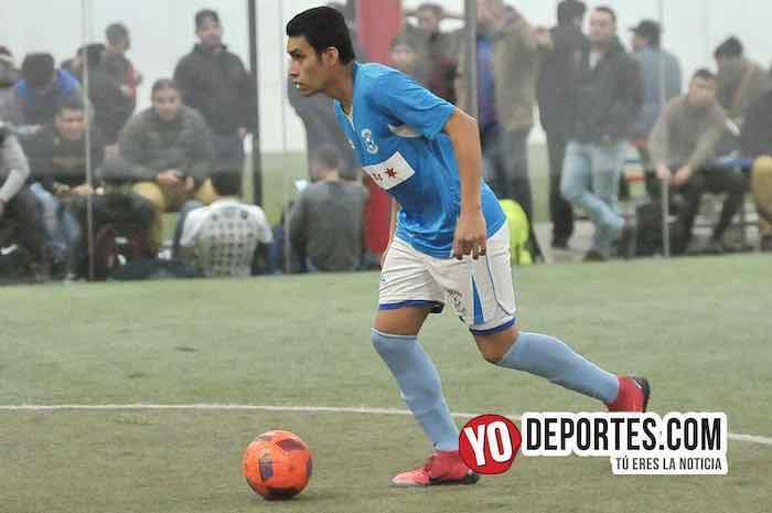 Victor Sequeida-Chicago Soccer-Sahuayo-Champions Liga Latinoamericana