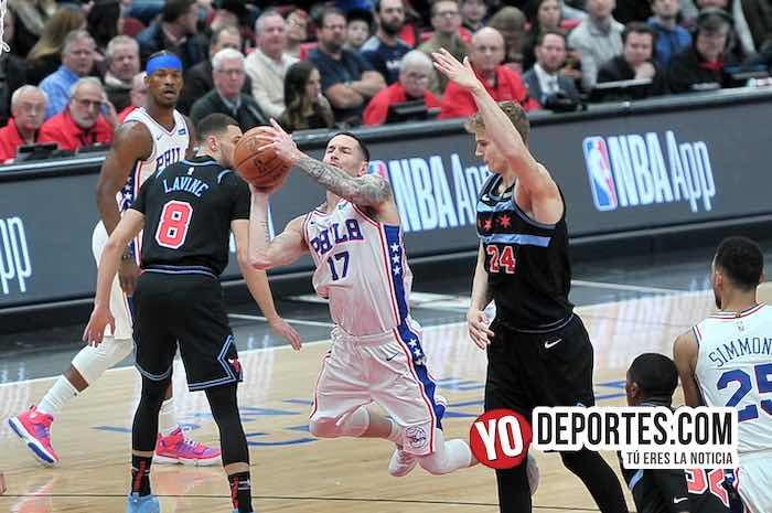 AJJ Redick-Chicago Bulls-Philadelphia 76ERS