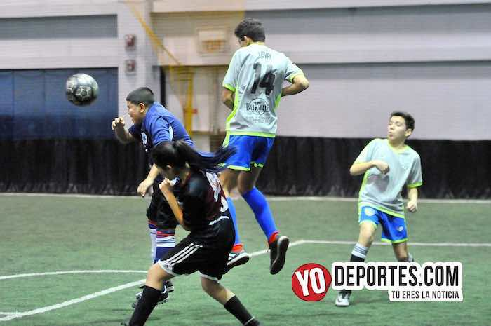 Aguilas-Chicago Allstars-Liga Guerrerense-YMCA Chicago