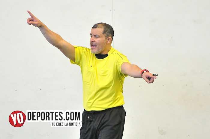Arbitro Alex Ruiz-Deportivo Trujillo-Deportivo Guerrero-Liga Douglas