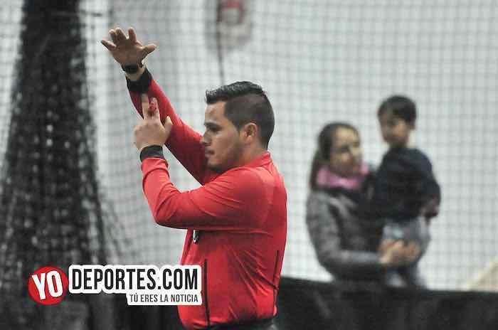 Arbitro Antonio Lopez-Atletic-Boca Jr-Liga Guerrerense-Rauner Family Chicago YMCA